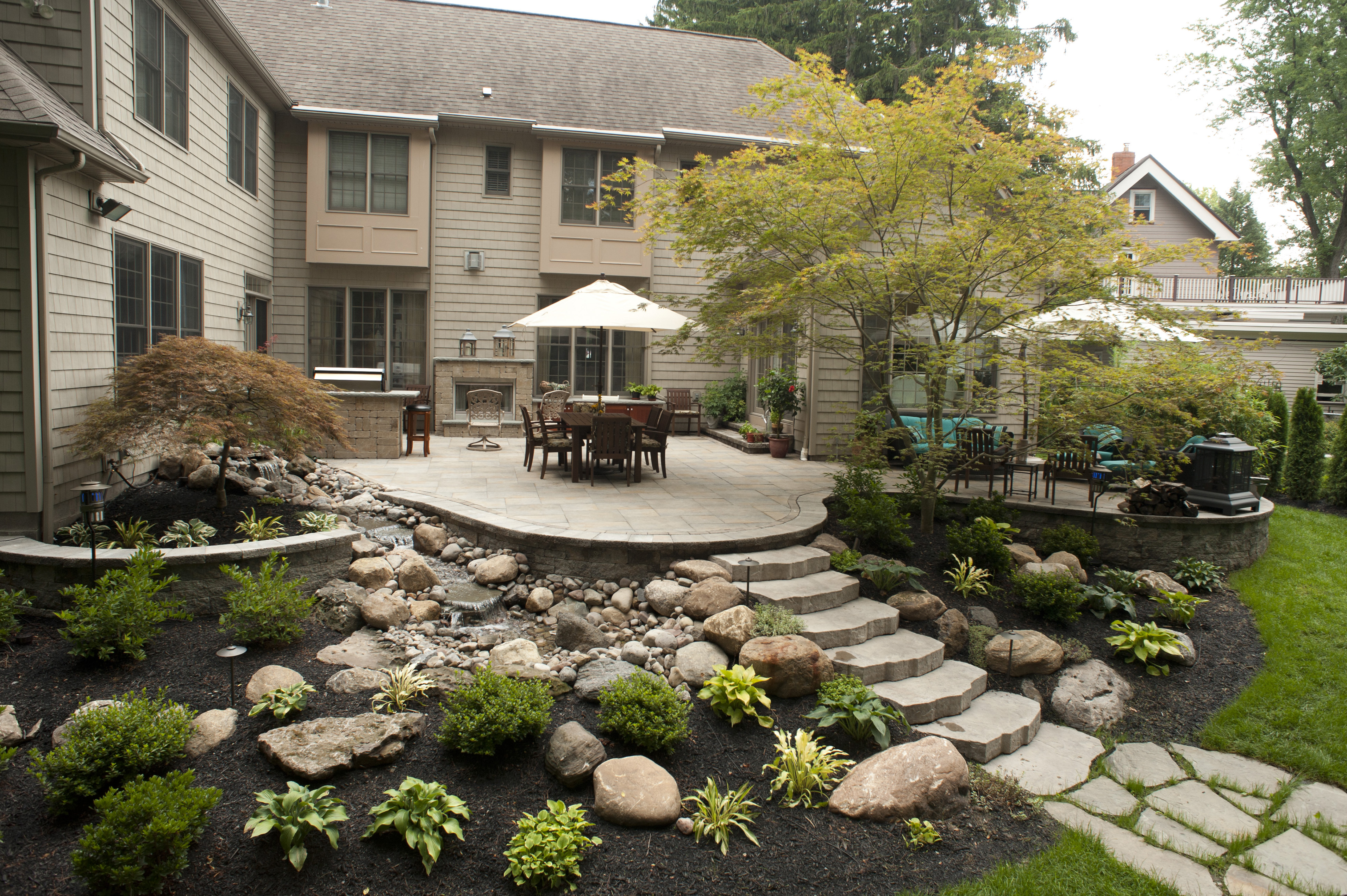 5112 W Ridge Rd Spencerport Ny 14559 Toggle Navigation Residential Landscape Design Planting Lawn Installation Patios And Walkways Water Features Retaining Walls Landscape Lighting Commercial Landscape Maintenance Snow Ice